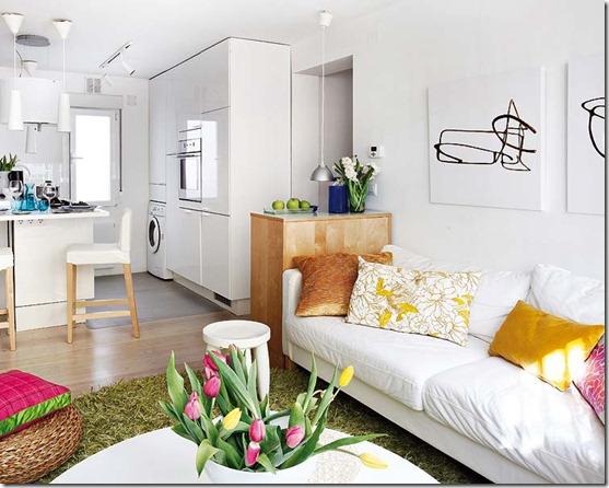 mazs dzīvoklis