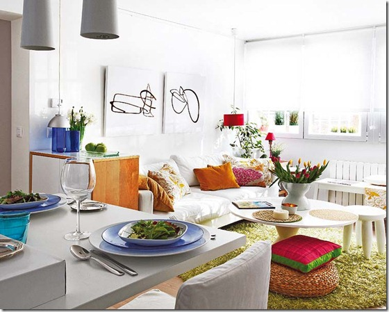 virtuve apvienota ar viesistabu