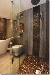 vannas istaba zeltītos toņos