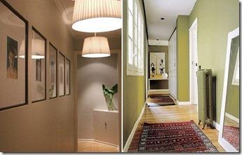 koridora dizains