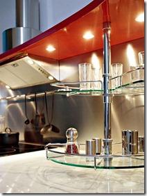 funkcionāls virtuves dizains