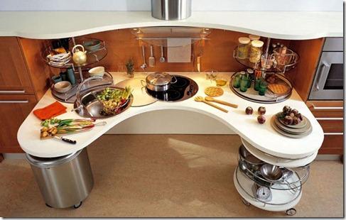 koriāna virsma virtuvē