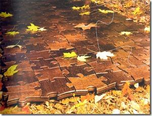 parketa grīda puzle