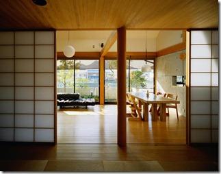 interjers japāņu stilā