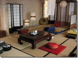 stils japāņu interjerā