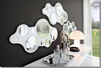 sienas spoguļi