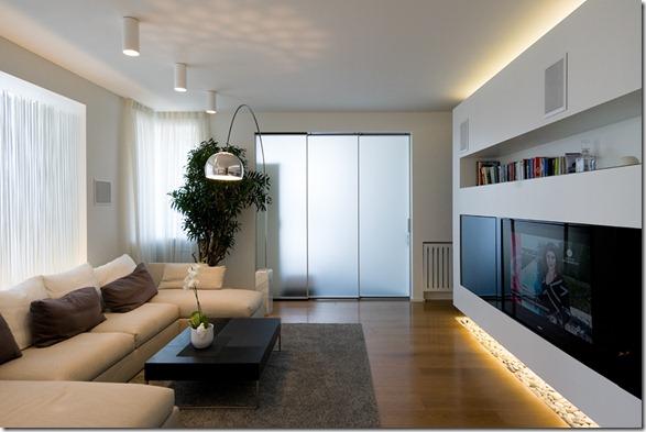 bio kamīns dzīvoklī