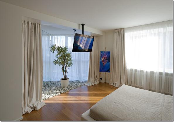 interjera dizains dzīvoklī
