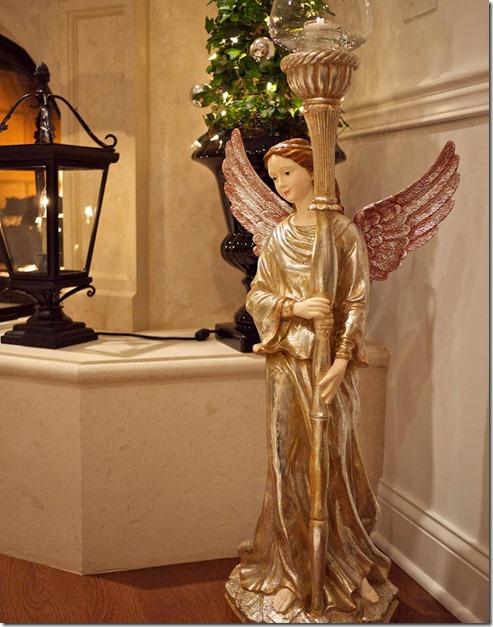ziemassvētku dekorācijas no Wescott Baur
