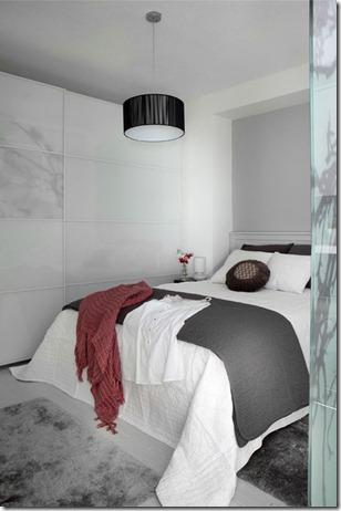 guļamistaba dzīvoklī