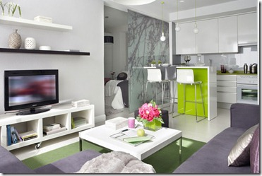 interjera dizains dzīvoklim
