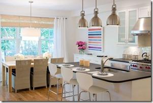 telpas zonējums virtuve un viesistaba