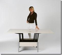 transformējami galdiņi