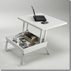 transformējams darba galds