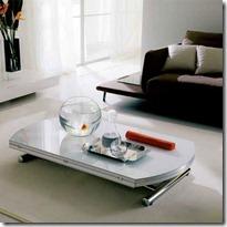 transformējams kafijas galds