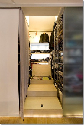 garderobe dzīvoklī