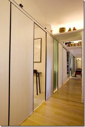 koridors dzīvoklim