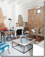 dekoratīvie stili interjerā