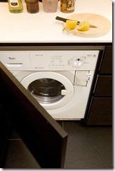 iebūvējama veļasmašīna virtuvē