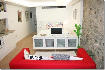 dzivokļa interjers 30 m2